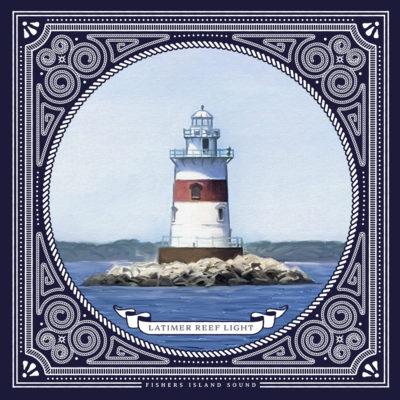 Latimer Reef Lighthouse Art Print