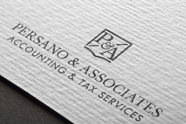 Logo for Persano & Associates