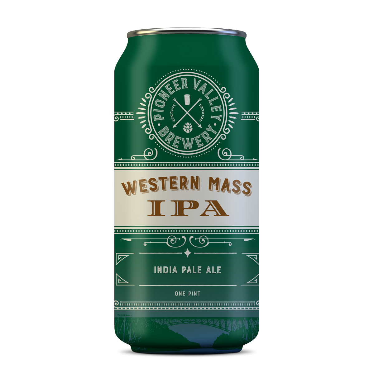 Western Mass IPA | Pioneer Valley Brewery