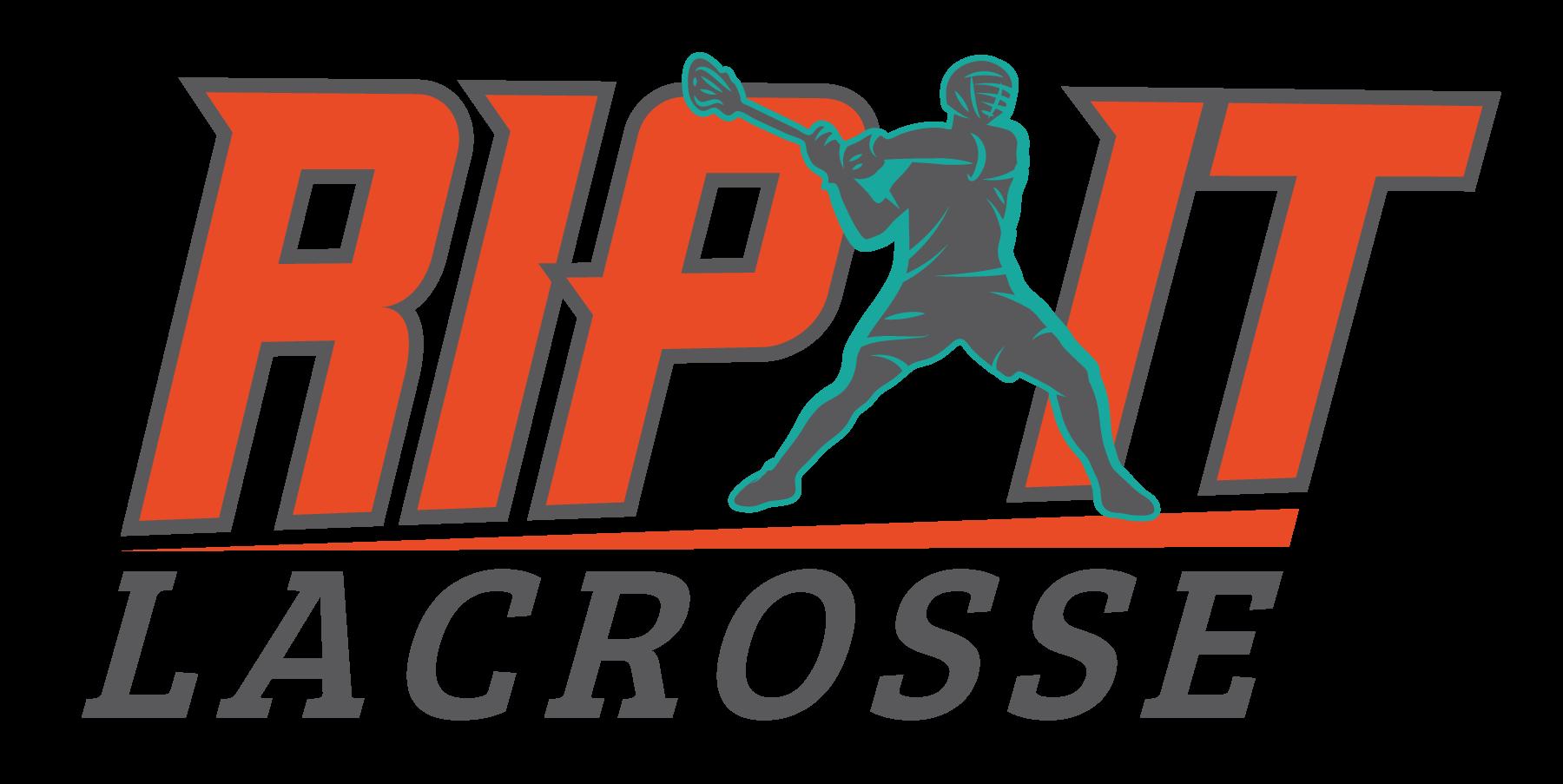 RIP IT Lacrosse Logo