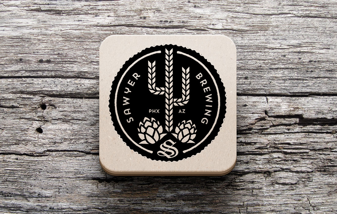 Sawyer-Brewing-Desert-Cactus-Logo