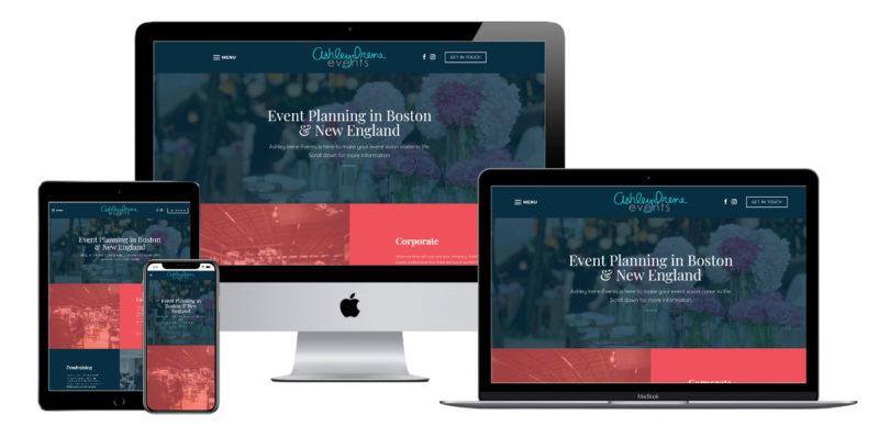 Ashley-Irene-Events-Website