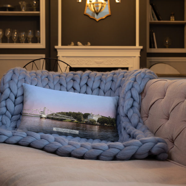 Goodspeed Opera House Pillow